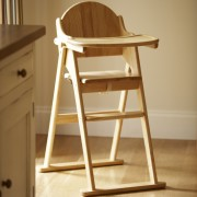 High Chairs available at no extra cost