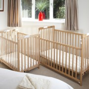 Choice of cot sizes