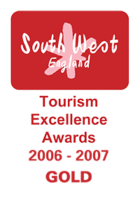 South West Tourism Gold Award 2007