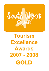 South West Tourism Gold Award 2008